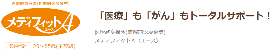 メディケア生命 メディフィットAのデメリットと特徴を徹底解説!