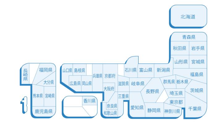 共済のネットワーク