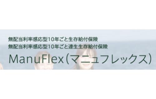 マニュライフ生命の総合保障保険「ManuFlex(マニュフレックス)」